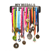 MY MEDALS Medal Hangers
