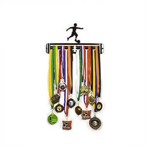 Football Medal Hangers now on sale