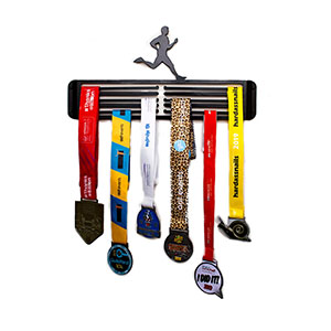 Surrey Half Marathon Competition to win Running Medal Hangers