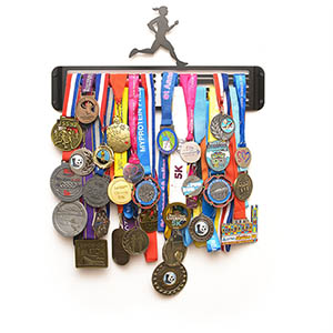 NEW Large Runner & Standard MY MEDALS Medal Hangers on sale